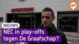 NEC in play-offs tegen De Graafschap? 'Niets is onmogelijk'