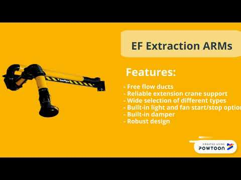 Spot Extraction arm