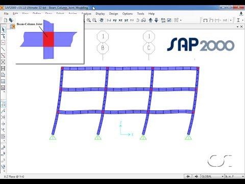 Modeling Beam-Column Joint Flexibility