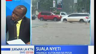 Jukwaa la KTN - 19th March 2018 - [Sehemu ya Kwanza] - Suala Nyeti: Kuthibiti majanga