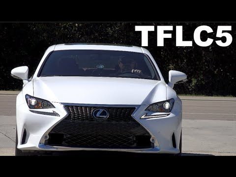 2015 Lexus RC 350 & BMW 228i & Chevy Trax Review: The Fast Lane Car Episode # 5