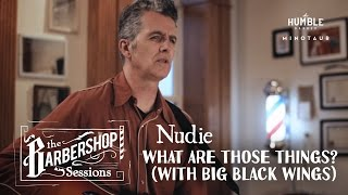 "Nudie - ""What Are Those Things? (With Big Black Wings)"" // The Barbershop Sessions"