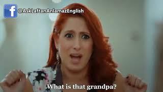 Ask Laftan Anlamaz - Episode 19- Part 6 - English Subtitles