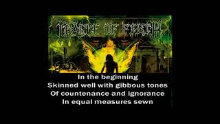 Cradle Of Filth Damnation And A Day FULL ALBUM WITH LYRICS