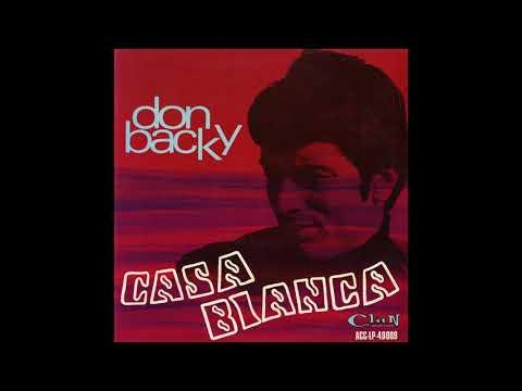 - DON BACKY  - CASA BIANCA - (- Clan ACC – LP  40009 - 1968 - ) - FULL ALBUM