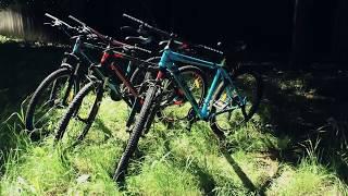 Прогулочные горные велосипеды Stels Navigator 500-V, 610-MD, 630-MD 2017