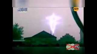 Явления Креста в небе России
