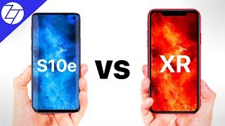 Samsung Galaxy S10E vs Apple iPhone XR - Which One to Get?