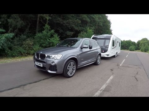 The Practical Caravan BMW X3 review