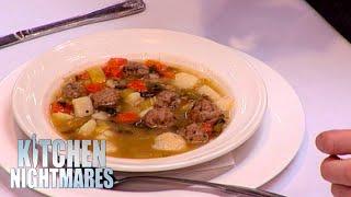 Wedding Soup Leaves Gordon Wanting A Divorce | Kitchen Nightmares