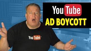 YouTube BOYCOTT & Creators Are Losing Money BIG TIME !