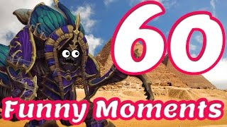 Heroes of the Storm: WP and Funny Moments #60