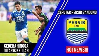 Terlibat Benturan dengan Pemain Arema FC, Esteban Vizcarra Alami Cedera
