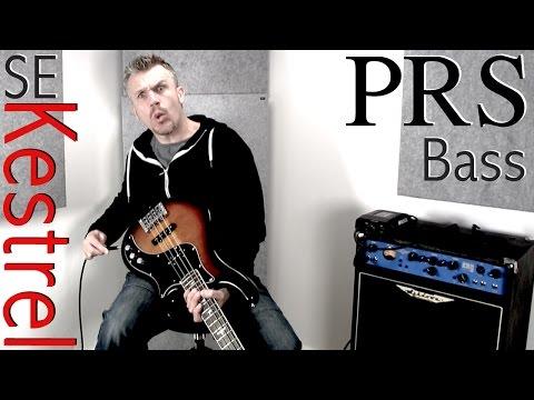 PRS SE Kestrel Bass Guitar Review