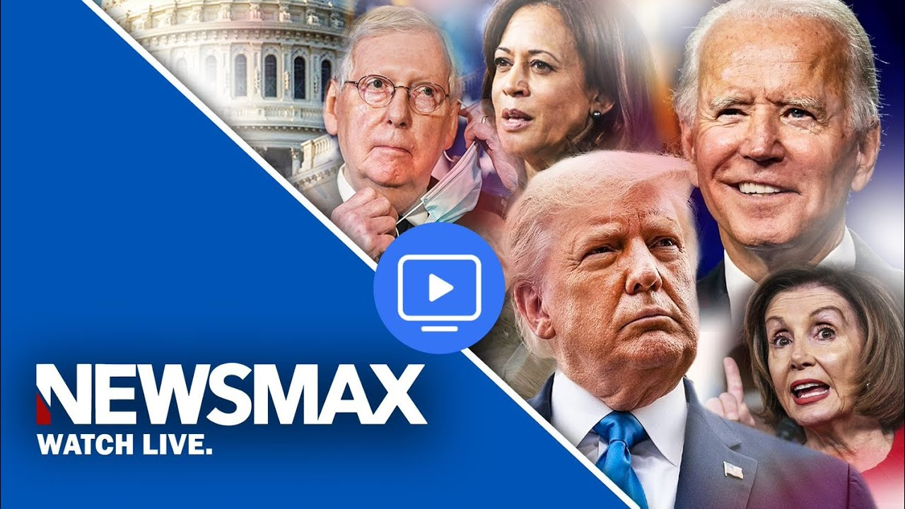 NewsMAx Live