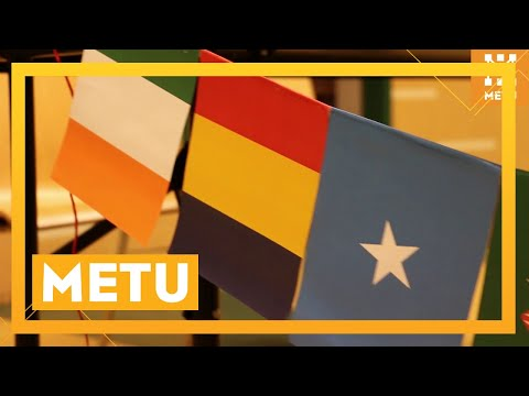 Budapesti Metropolitan Egyetem  - Afrikai est (tematikus est)
