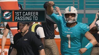 Madden 20 Career EP 5 - NFL Debut! 91 Yard Touchdown!