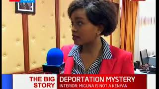 Miguna Miguna's mysterious deportation saga: The Big Story pt 2