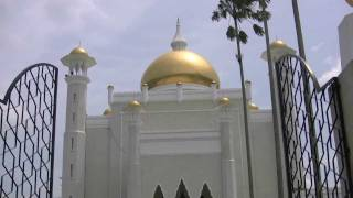 preview picture of video 'アキーラさんお薦め!ブルネイ・オールドモスク5!Old-mosque,Brunei'