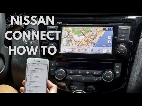 2020 Nissan Connect, Bluetooth,  Android Auto | Set Up, Walk Through and How to |