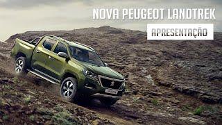 Nova Peugeot Landtrek - Apresentação