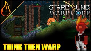 Running Into Issues And Ore Seeds Starbound Warp Core Ep5 - Most