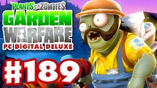 Plants Vs Zombies Garden Warfare Gameplay Walkthrough Part  Gardens Graveyards