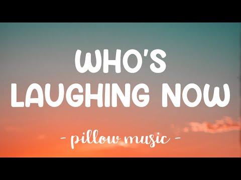 Who's Laughing Now - Jessie J (Lyrics) 🎵