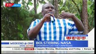 NASA maintains reforms in IEBC are critical in ensuring the October 26th polls take place
