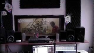 Video Flowerwhile in studio Part 1