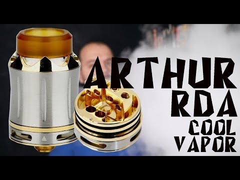 Arthur RDA by Cool Vapor