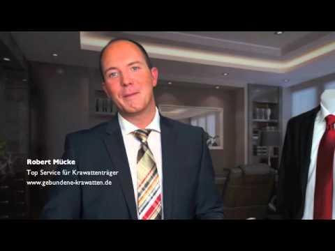 Robert Mücke www.gebundene-krawatten.de
