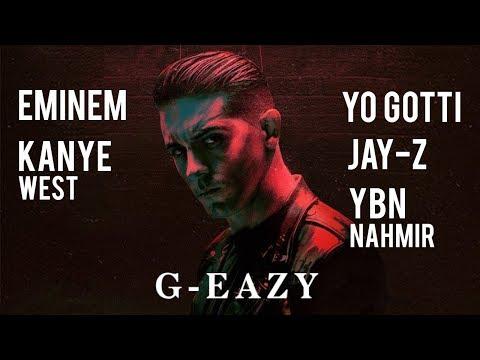 G Eazy 1942 Remix Ft Eminem Jay Z Kanye West Yo Gotti Ybn Nahmir Nitin Randhawa Remix