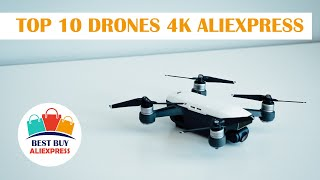 TOP 10 Drones 4k Aliexpress 2020 | HOT PRODUCTS