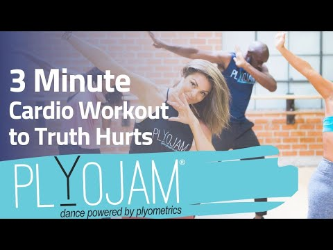 Online Dance Workout - Lizzo- Truth Hurts