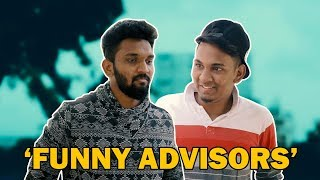 Funny Advisors | Hyderabadi Comedy Video | Warangal Diaries #ReturnofTikTok