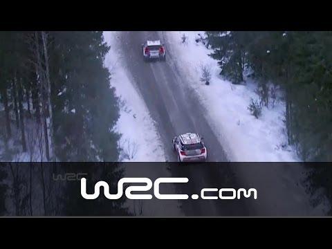 Официальный обзор Rally Sweden 2014
