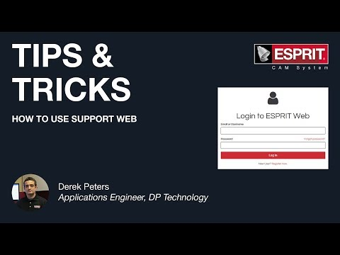 How to use Support Web
