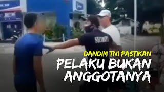 Pria di Bogor Mengajak Duel saat Ditegur Tak Pakai Masker, Dandim Pastikan Pelaku Bukan Anggotanya