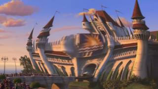 shrek 2 full movie but its distorted and sped up really fast