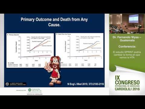 Seguimiento diario de la conclusión de la presión arterial