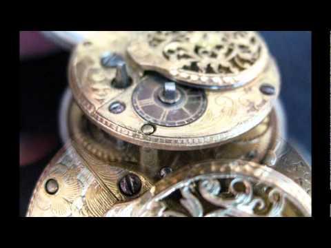 Fusee Pocket Watch