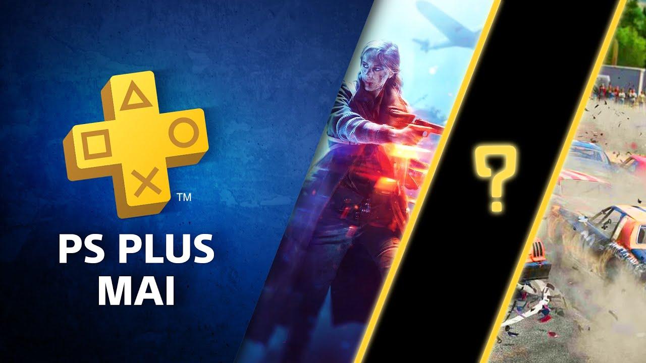 Das sind eure PlayStation Plus-Spiele für Mai