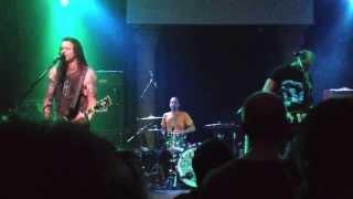 """Baroness """"Cocainium"""" live at Mr. Small's Theatre 6-14-13"""