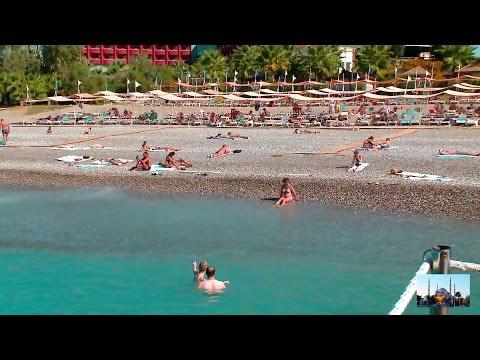 Видео путешествие по пляжам Турции