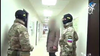 Расследуется уголовное дело, фигурантом которого стал начальник антикоррупционного Управления МВД