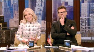 What Ryan Seacrest Talked About on 'Live' Following Sex Assault Allegations - Video Youtube