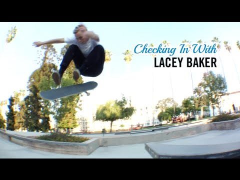 KDC Presents Checking In With Lacey Baker