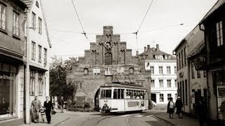 preview picture of video 'Flensburg 1959 -- Profil einer Stadt'