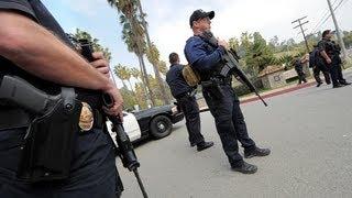 Gambar cover Will the LAPD Shoot Cop Revenge Killer?